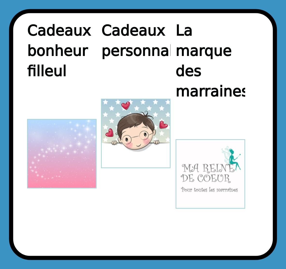 Personnalisé Filleule Poème Cadeau Filleul Filleul Marraine